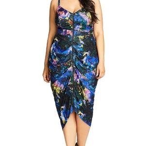 Gorgeous City Chic Dress